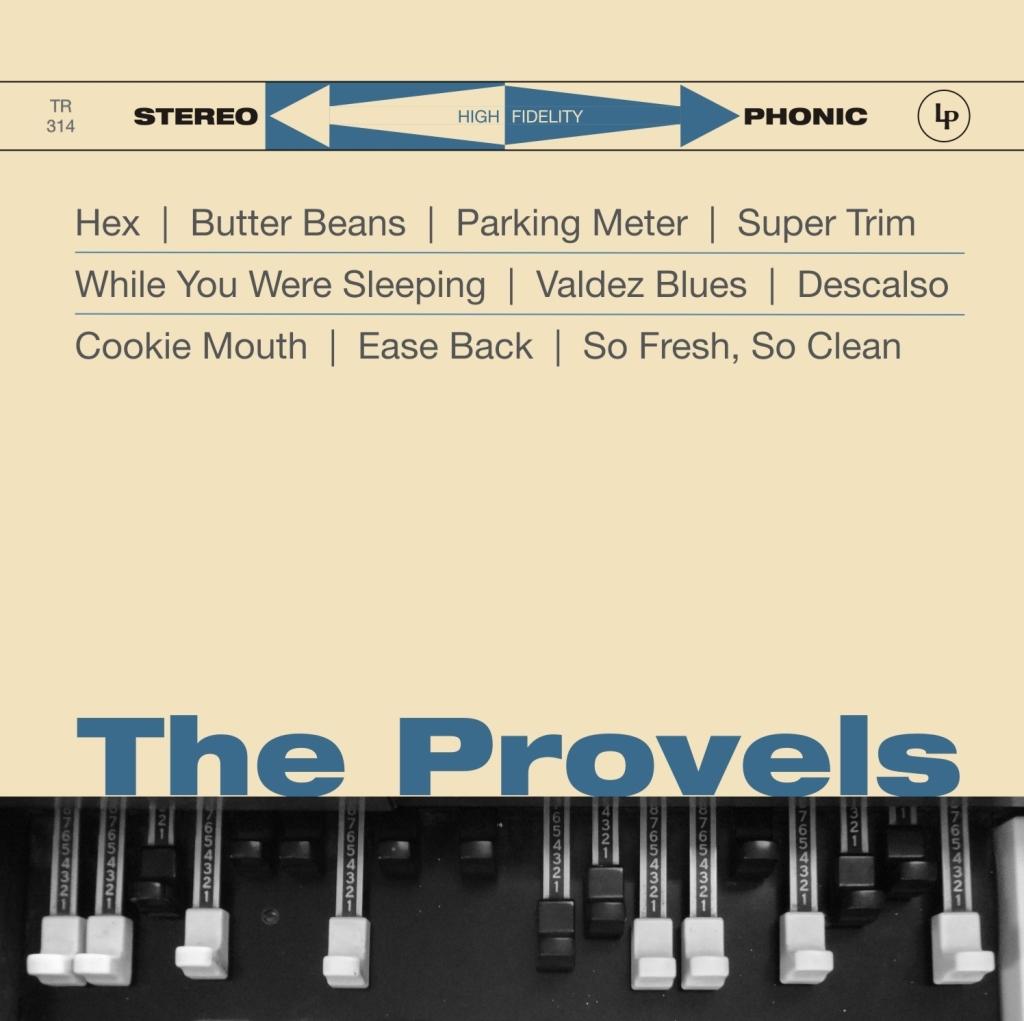 The Provels LP